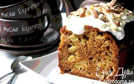 Рецепт Яблочный пирог с медом от Дж. Оливера