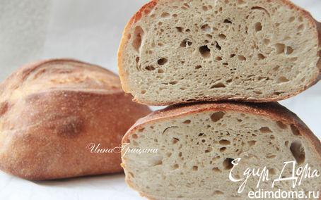 Рецепт Хлеб на эле и дрожжах