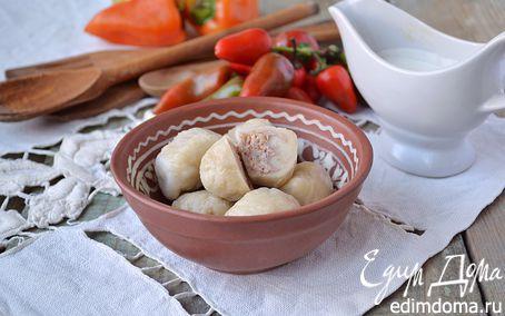 Рецепт Пызы с мясом