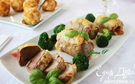 Рецепт Гратинированная свинина