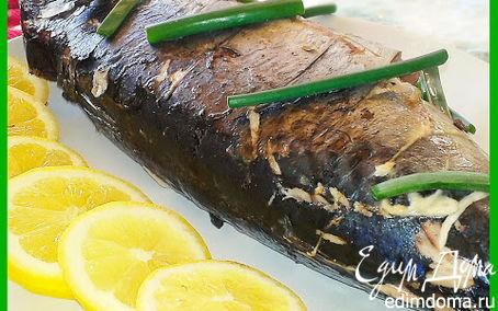 Рецепт Тунец, запеченный в духовке