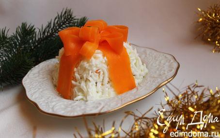 """Рецепт Салат """"Подарок"""""""