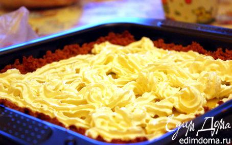 Рецепт Лаймовый воздушный пирог