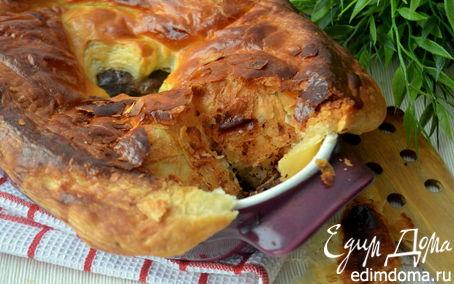 Рецепт Английский пирог с говядиной от Юлии Высоцкой