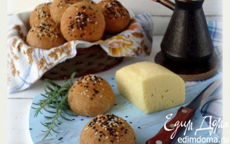 Рецепт Булочки пшенично–ржаные