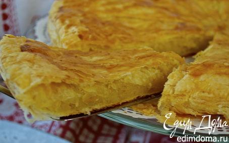Рецепт Галета Королей (la galette des rois)