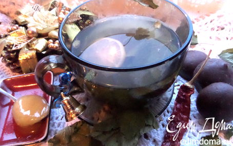 Рецепт Согревающий чай со специями