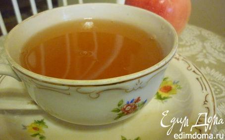 Рецепт Зимний яблочный киселек для старых и малых