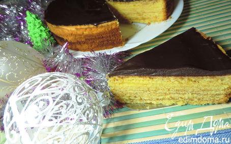 Рецепт Традиционный немецкий рождественский торт-пирог Баумкухенторте (Baumkuchentorte) в аэрогриле