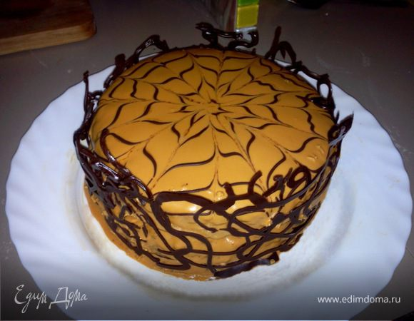 """Торт """"Восточный сон"""""""