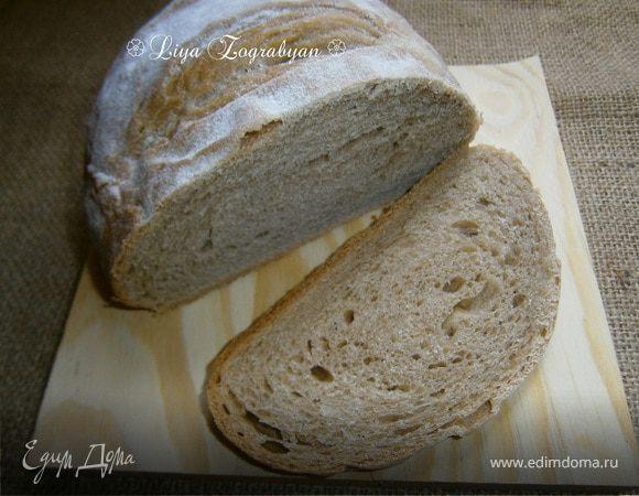 Хлеб на свином жире с какао