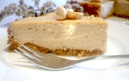 Рецепт Чизкейк «Кофейный орех»
