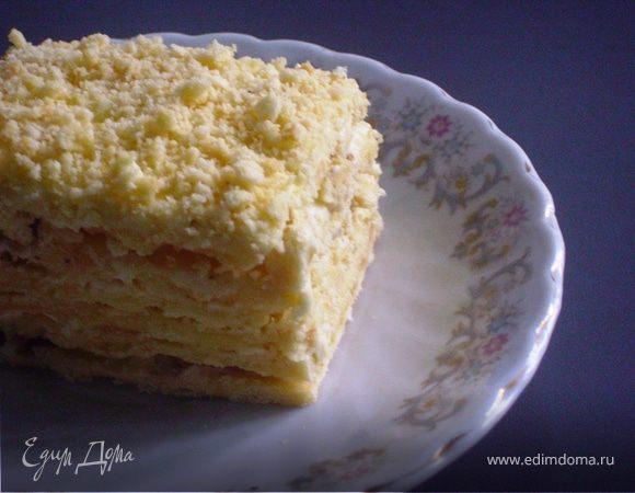 Торт «Брат Наполеона»
