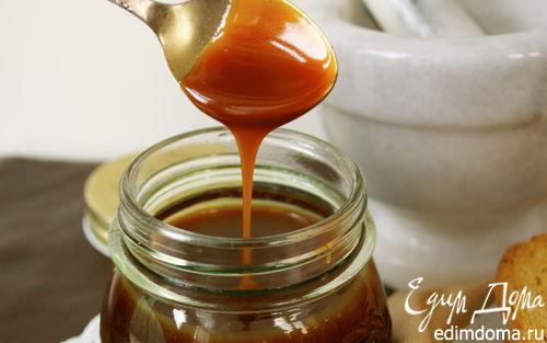 Рецепт Домашняя соленая карамель