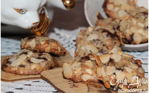 Рецепт Арналевское шоколадное печенье с орехами