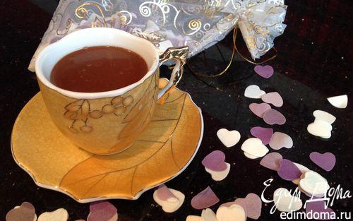 Рецепт Горячий шоколад с чили