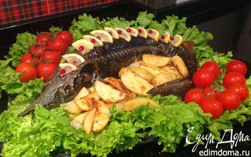 Рецепт Царская рыба