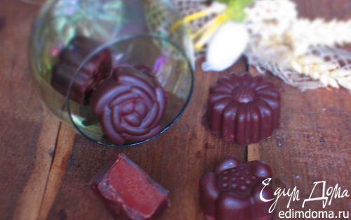 Рецепт Шоколадные конфеты с кофейной начинкой