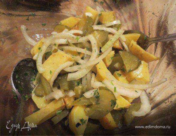 Картофель по-скандинавски