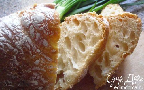 Рецепт – Хлеб без вымешивания (от минималиста Марка Биттмана)