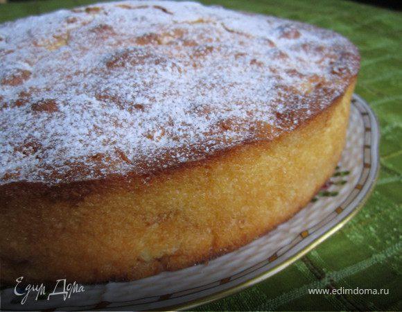 Британский пирог (Eccles Cake)