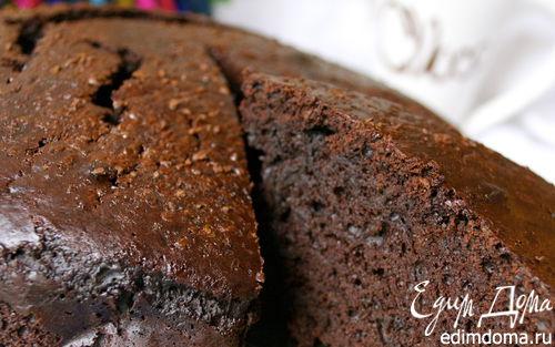 Рецепт Бразильский шоколадный пирог