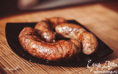 Как приготовить немецкие колбаски в домашних условиях