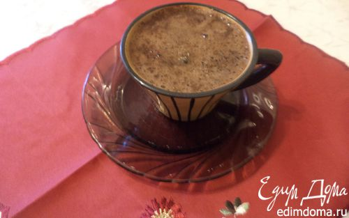 Рецепт Кофе по-карибски, с пряностями и ароматом апельсина