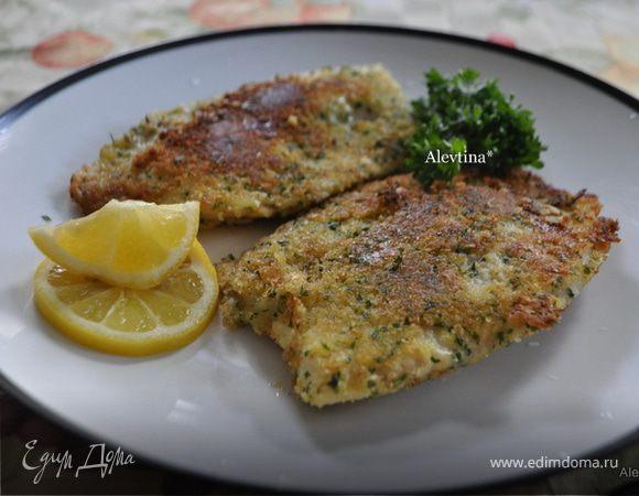 Рыба тилапия (Milanese)