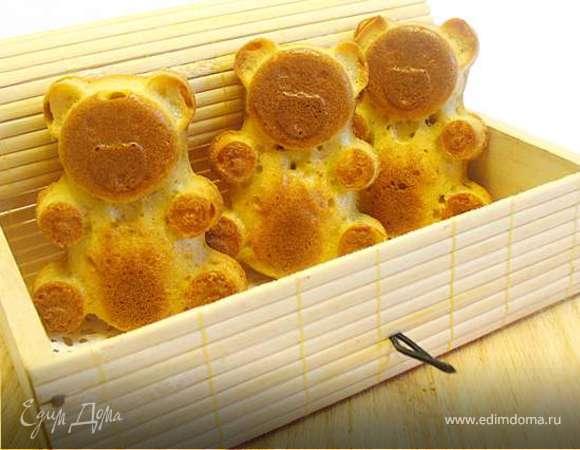 Кексы мишки