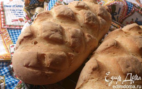 Рецепт Заварной хлеб с рисовой мукой