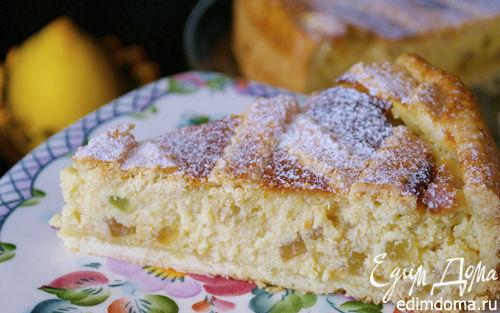 Рецепт Пасхальный неаполитанский пирог (Pastiera Napoletana)