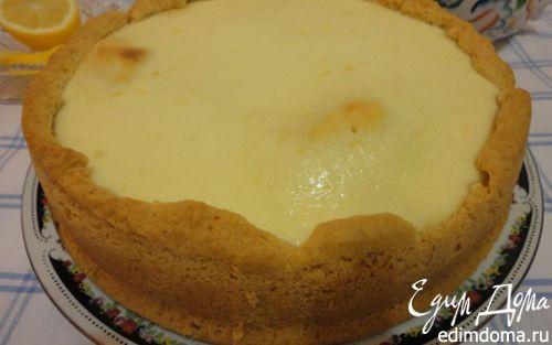 Рецепт Цитрусовый пирог (для Софья79)