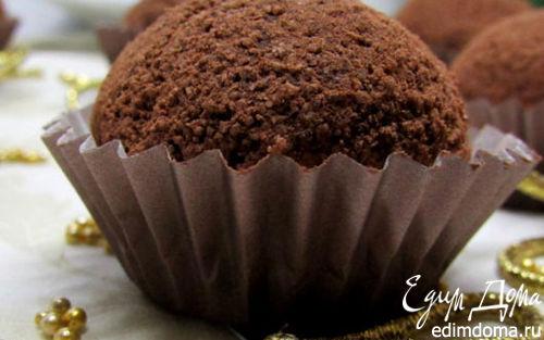Рецепт Трюфели из белого шоколада