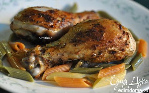Рецепт Куриные ножки в пивном рассоле
