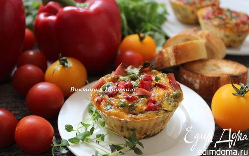 Рецепт Закусочные яичные маффины