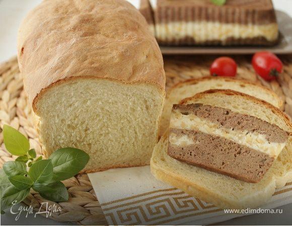 Хлеб с йогуртом и медом