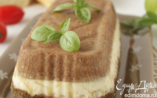 Рецепт Кекс печеночный с сыром