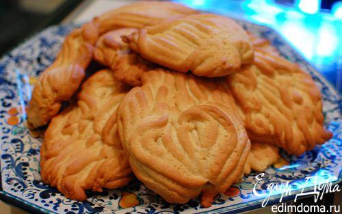 Рецепт Печенье из мясорубки