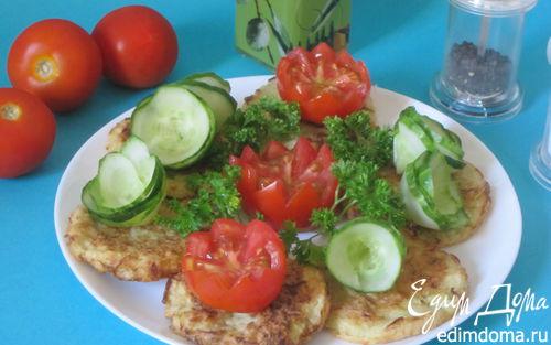 Рецепт Оладьи капустные