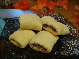 Итальянское печенье с инжиром