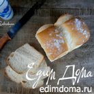Белый хлеб на молоке