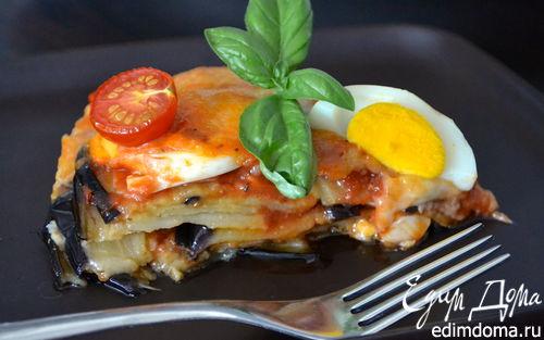 Рецепт Пармиджана из баклажанов по-сицилийски