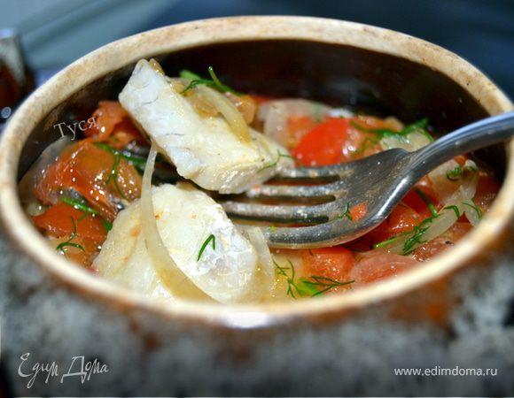 Армянский рыбный кчуч