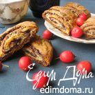 """Творожное печенье """"Ругелах"""""""