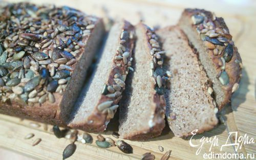 Рецепт Полбяной хлеб на йогурте