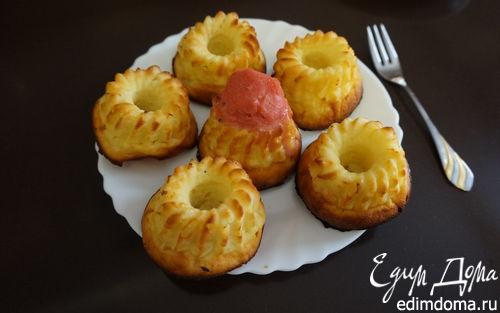 Рецепт Творожники с яблоком (без муки)