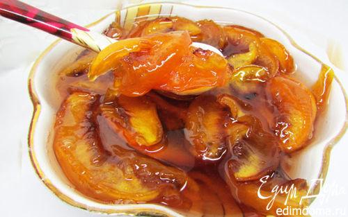 Рецепт Варенье из нектаринов и лимона