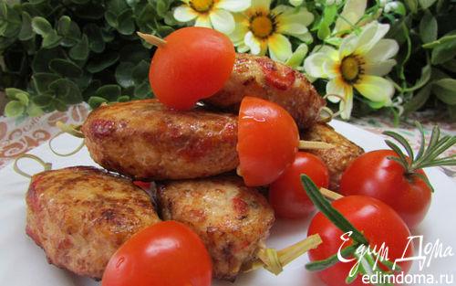 Рецепт Люля из курицы на сковороде