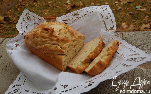 Рецепт Хлеб с розмарином и имбирем